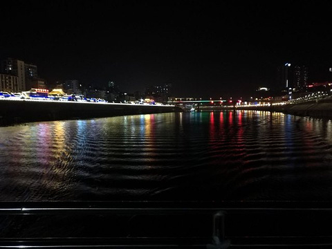 乌江夜游明珠2号旅游景点攻略图