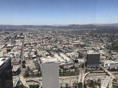洛杉矶天空观景台旅游景点图片