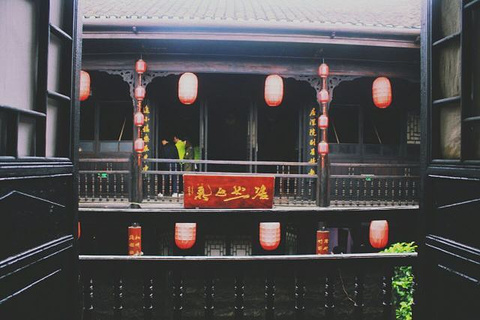 陈斗南宅院旅游景点攻略图