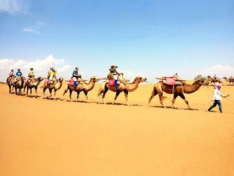 厚田沙漠旅游景点图片