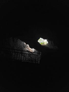望天洞旅游景点攻略图