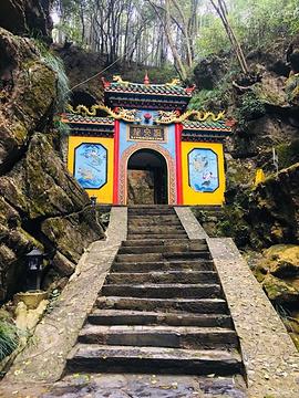 龙宫洞风景区旅游景点攻略图