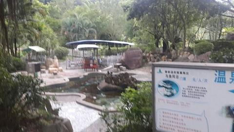 阳江春都温泉旅游景点攻略图