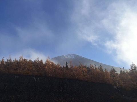 富士山五合目旅游景点攻略图