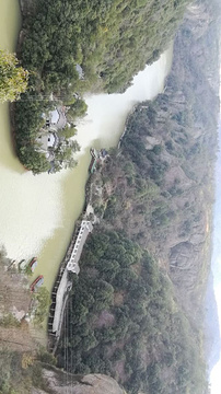 天烛湖仙境景区旅游景点攻略图