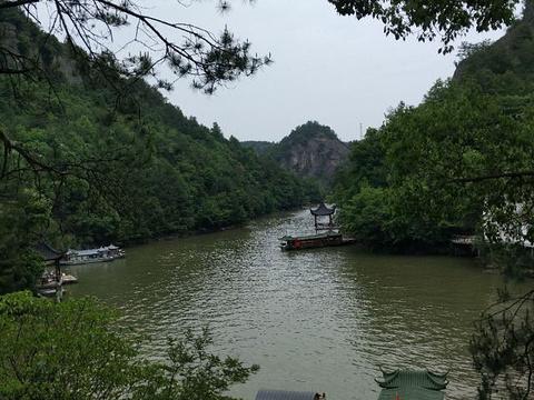 天烛湖仙境景区旅游景点图片
