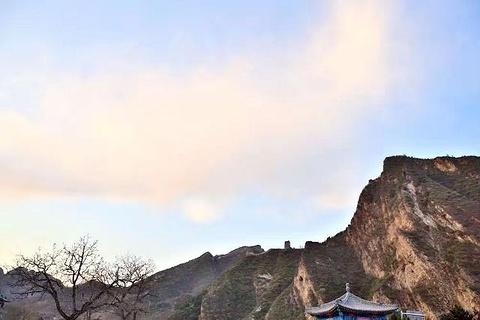 黄崖关长城旅游景点攻略图