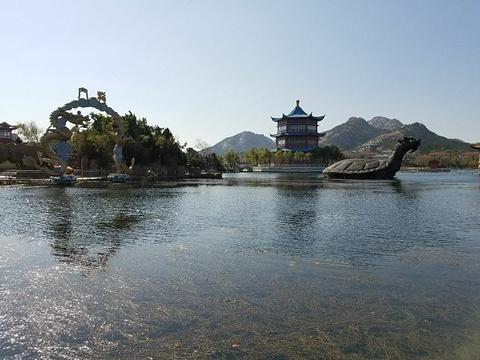 隆霞湖风景区旅游景点攻略图