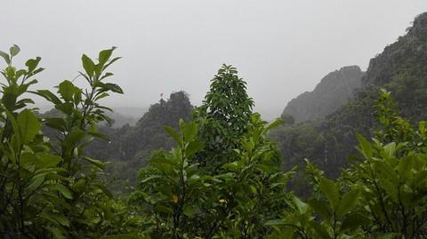 崆峒岩风景区旅游景点攻略图