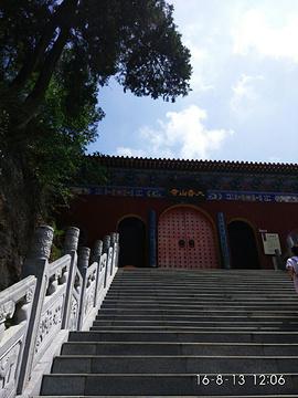 香山旅游景点攻略图