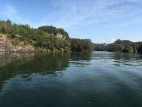 九龙湖(九龙洞群)旅游景点图片