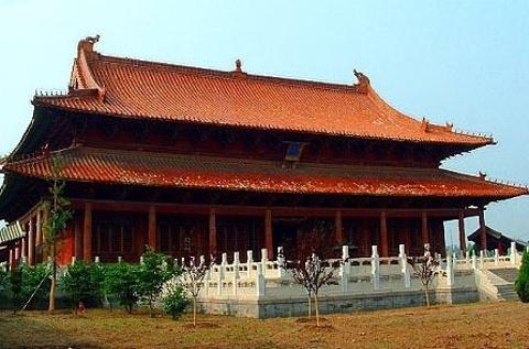 天静宫旅游景点攻略图