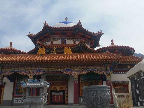 福因寺(北寺)旅游区旅游景点图片
