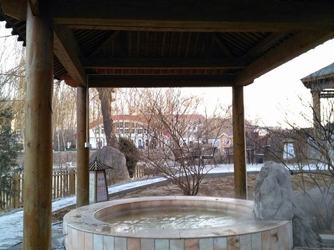 金隅八达岭温泉度假村旅游景点图片