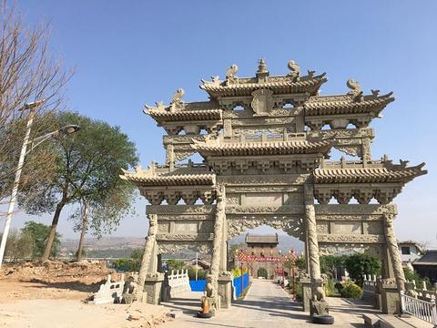 青龙古镇旅游景点攻略图