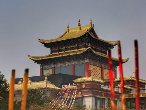 瑞应寺旅游景点图片