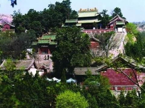 玉泉观旅游景点图片