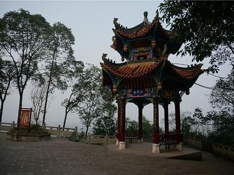 锦屏山风景区旅游景点图片