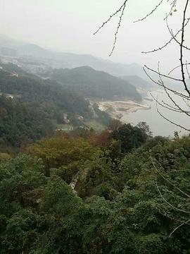 资江景区旅游景点攻略图