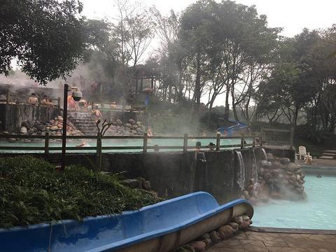 灵秀温泉旅游景点攻略图