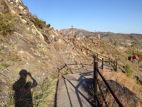 驼峰景区旅游景点攻略图