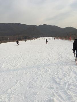 狂飙乐园滑雪场旅游景点攻略图