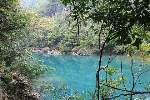 荔波茂兰自然保护区旅游景点攻略图