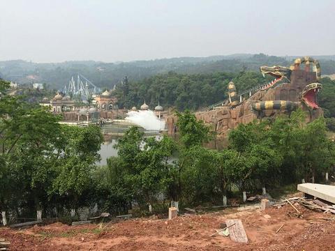 重庆野生动物世界旅游景点攻略图