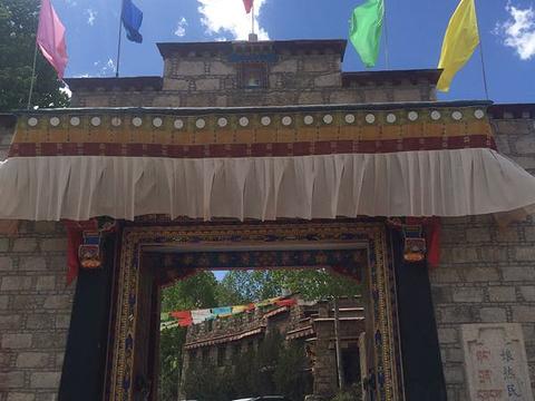 娘热民俗风情园旅游景点图片