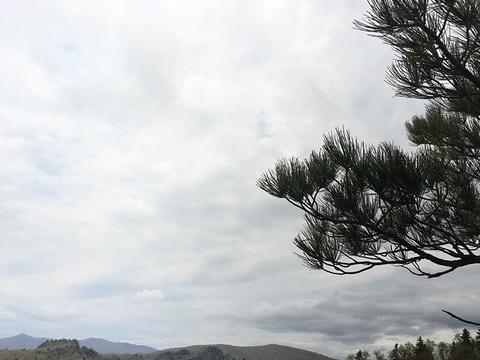悬羊峰旅游景点攻略图