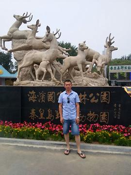 秦皇岛野生动物园旅游景点攻略图