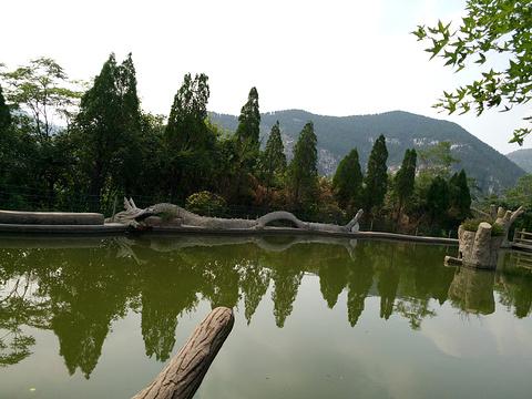 三王峪山水风景园旅游景点攻略图
