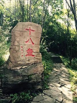 桓龙湖旅游景点攻略图