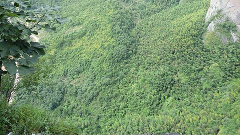 南武当山景区旅游景点攻略图