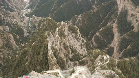 贺兰山国家森林公园旅游景点攻略图