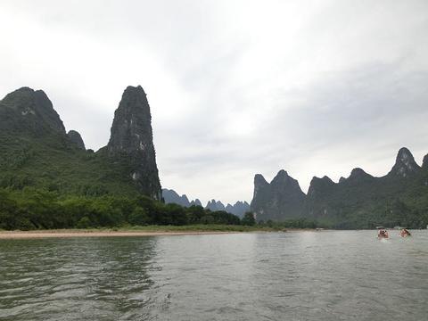 兴坪渔村旅游景点攻略图
