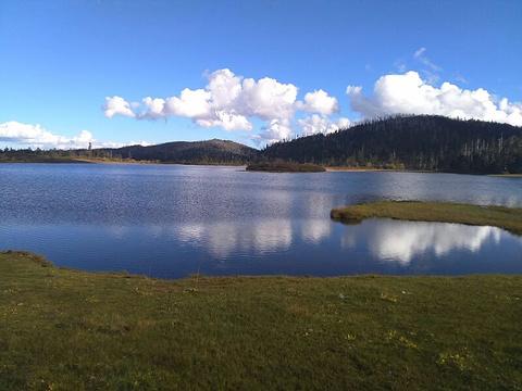碧古天池旅游景点图片