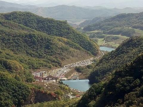 天桥沟森林公园旅游景点攻略图