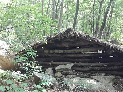 三块石国家森林公园旅游景点图片