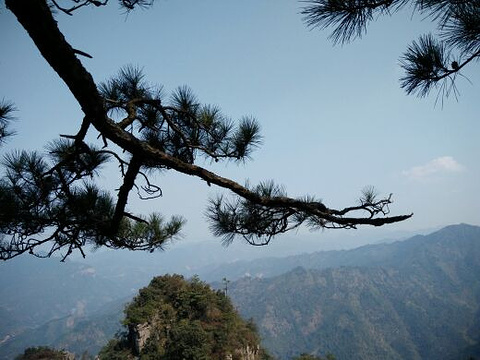 大瑶山旅游景点攻略图