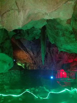 天龙古洞旅游景点攻略图