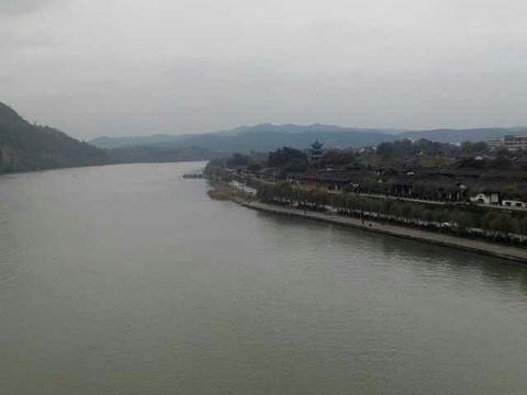 嘉陵江旅游景点图片