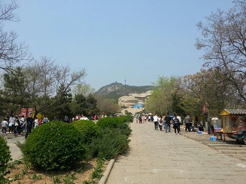 府君山公园旅游景点图片