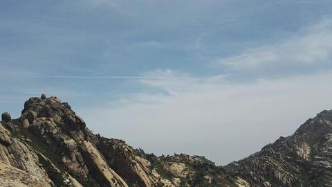珠山国家森林公园旅游景点攻略图