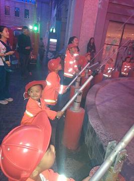 北京蓝天城儿童职业体验中心旅游景点攻略图