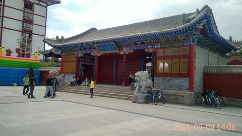 李家龙宫遗址旅游景点攻略图