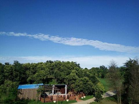 六安蓝溪大花谷旅游景点攻略图