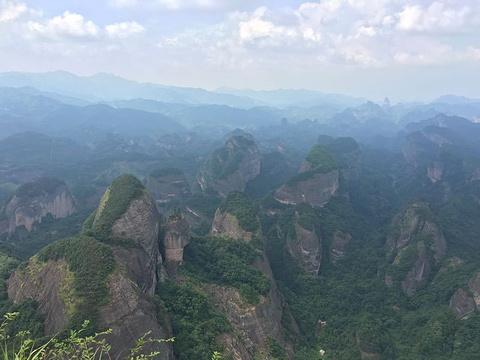 资源天门山旅游景点攻略图
