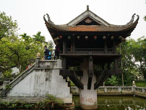 独柱寺旅游景点图片