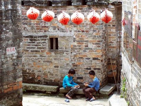 钱岗古村旅游景点图片